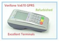 Verifone Refurbished Vx670 GPRS POS Terminals 10pcs/pack