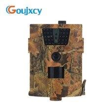 Охотничья камера HT-001B тепловые изображения для охоты 850nm Infared led Trail камера наблюдения Скаут дикая природа ловушки для фотоаппаратов