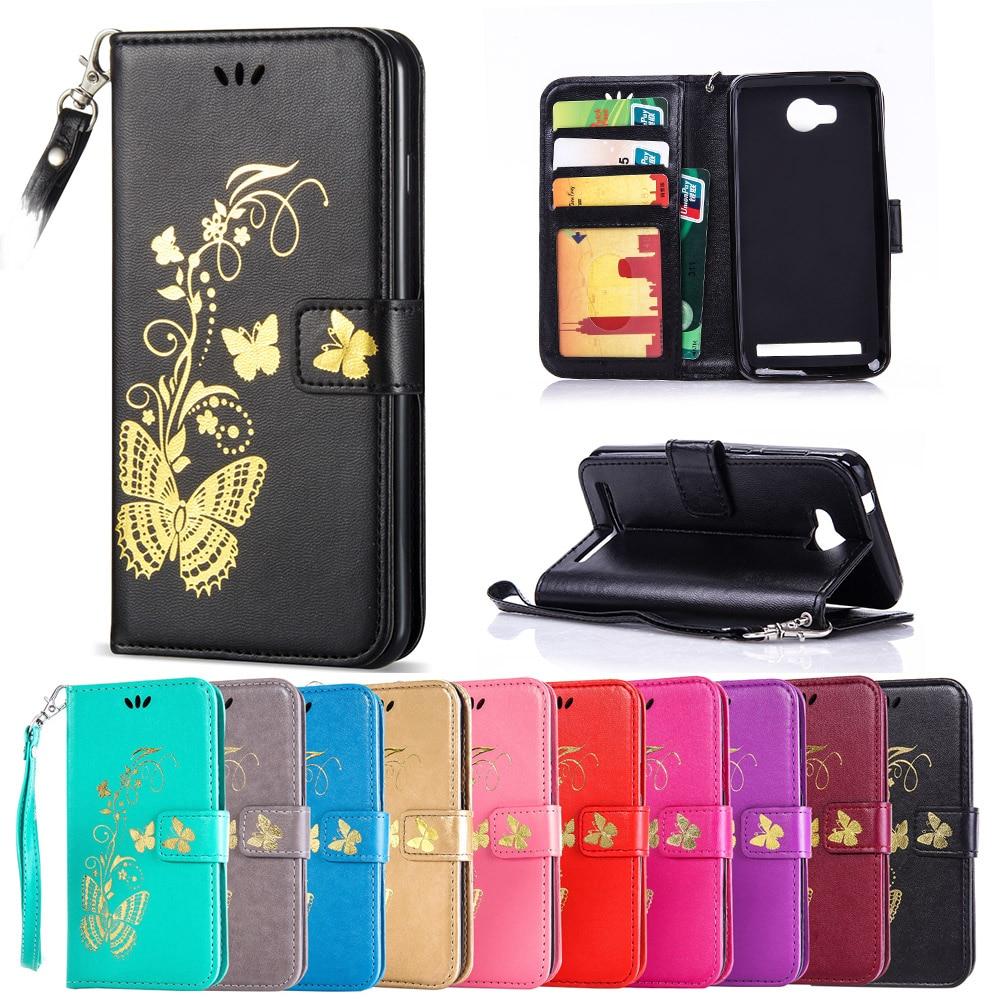 Flip Case For Huawei LUA-L21 LUA-U22 LUA-U02 Case Phone Leather ...