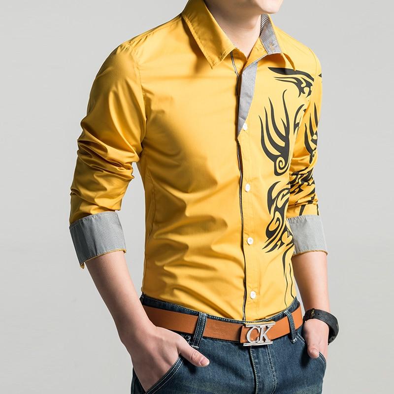 Мужская рубашка ,