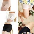Senhoras Curto Esporte Calças Justas Spandex Elástico das mulheres Calças de Segurança Dança Cueca