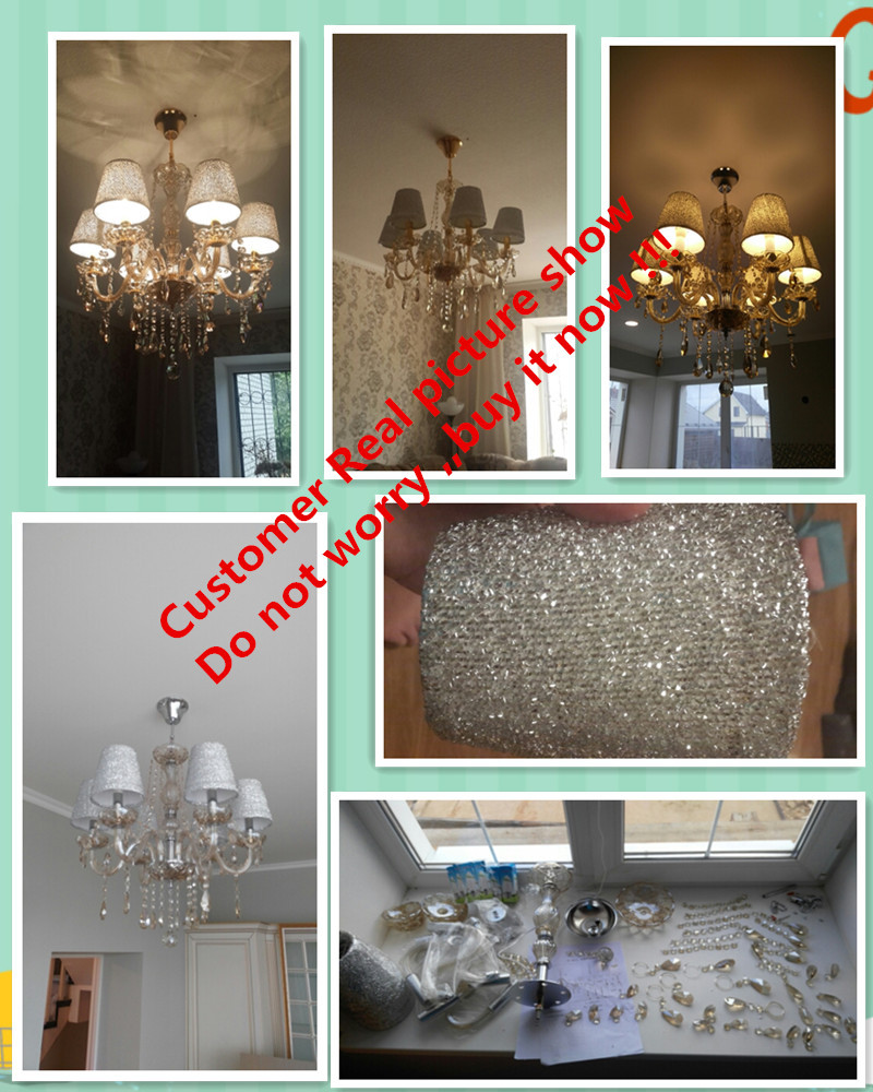 chandeliers arms