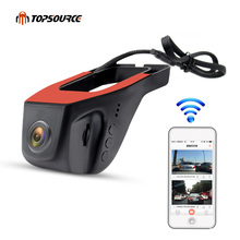 Car Dvr WIFI DVRs Full HD 1080P Wide Angle Mini Camera Lens Registrator Dashcam Digital Video Recorder Camcorder 96658 IMX 322