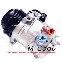 10S17C Auto AC Compressor For Dodge Challenger Charger 3.5L 07-10 55111418AB RL111409AD 98389 98397 6512274 20-21906