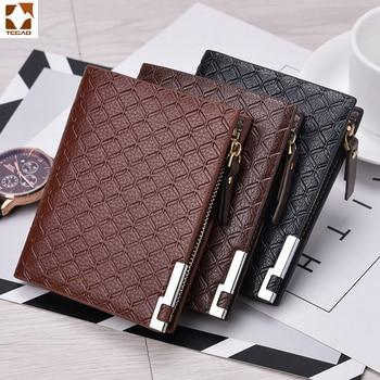 Male big pocket skin wallets 2019 vintage luxury man purse 1