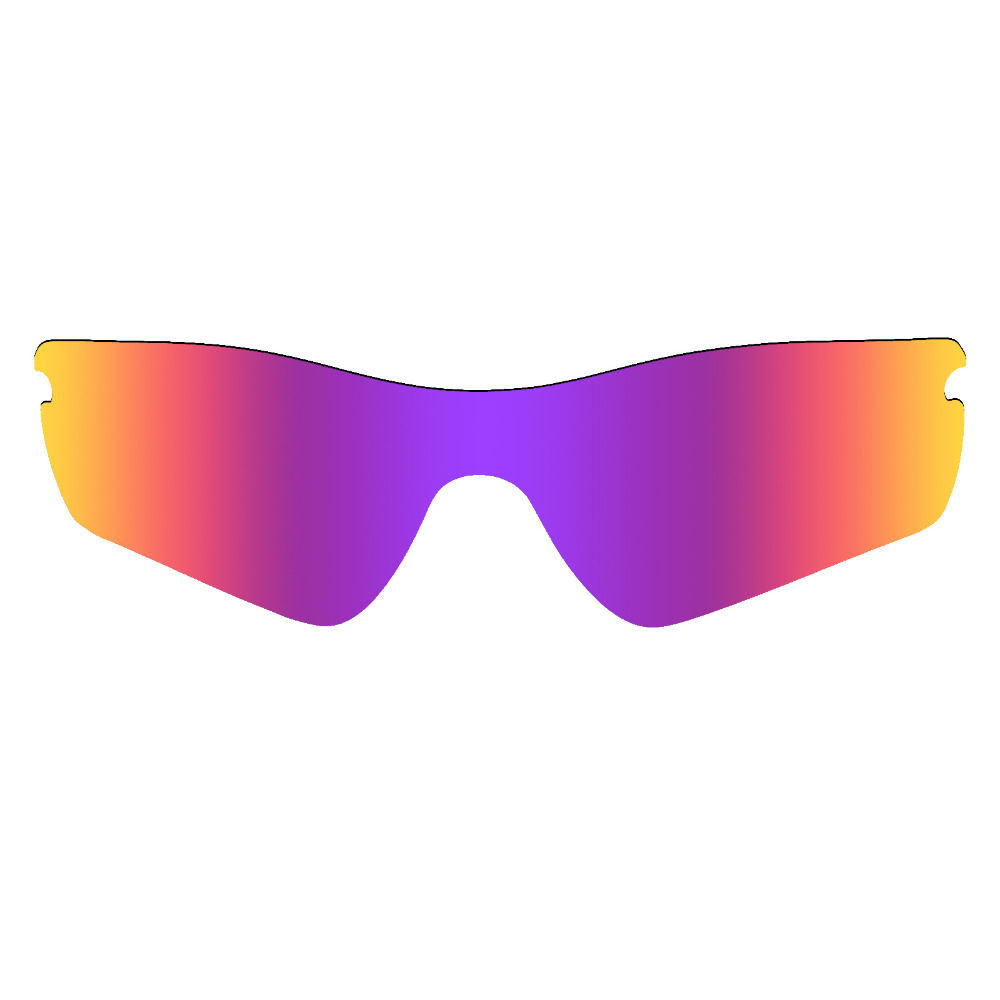 36b9ae1e40 Mryok POLARIZED Replacement Lenses for Oakley Radar Path Sunglasses  Midnight Sun-in Accessories from Apparel Accessories on Aliexpress.com