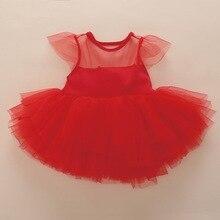 Одежда для новорожденных, летнее платье 2019, детский подарочный набор для девочек, платья для маленьких девочек вечерние ринку и свадьбу, пла...
