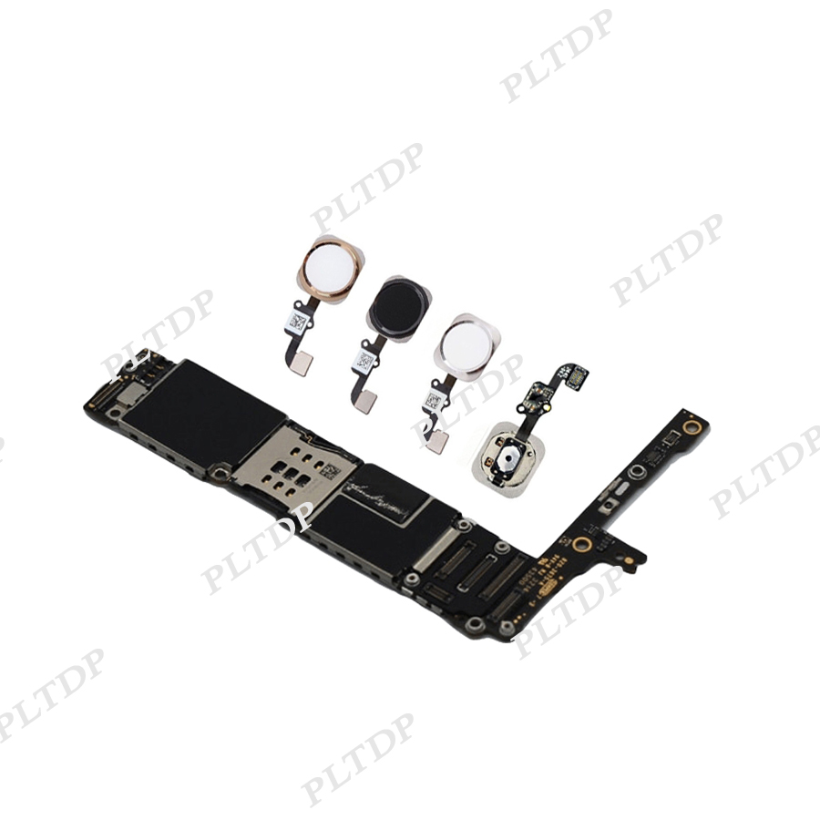 Image 3 - High Quality, Unlocked for iphone 6 plus Motherboard with/without Touch ID +Free iCloud,Original for iphone 6plus Mainboard-in Mobile Phone Antenna from Cellphones & Telecommunications