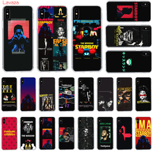Lavaza The Weeknd Hard Phone Case for Apple iPhone 6 6s 7 8 Plus X 5 5S SE for iPhone XS Max XR Cover