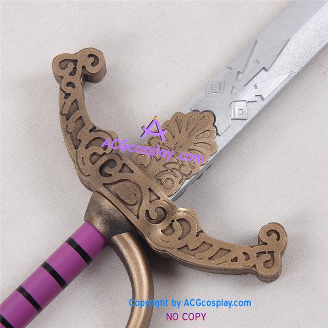 The Legend of Zelda Hyrule Warriors Princess Sword Prop
