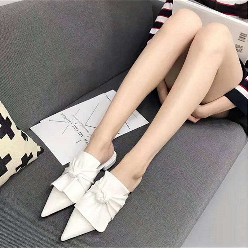 MAVIRS Marke Frauen Pantoletten Hausschuhe 2018 Mode - Damenschuhe - Foto 4