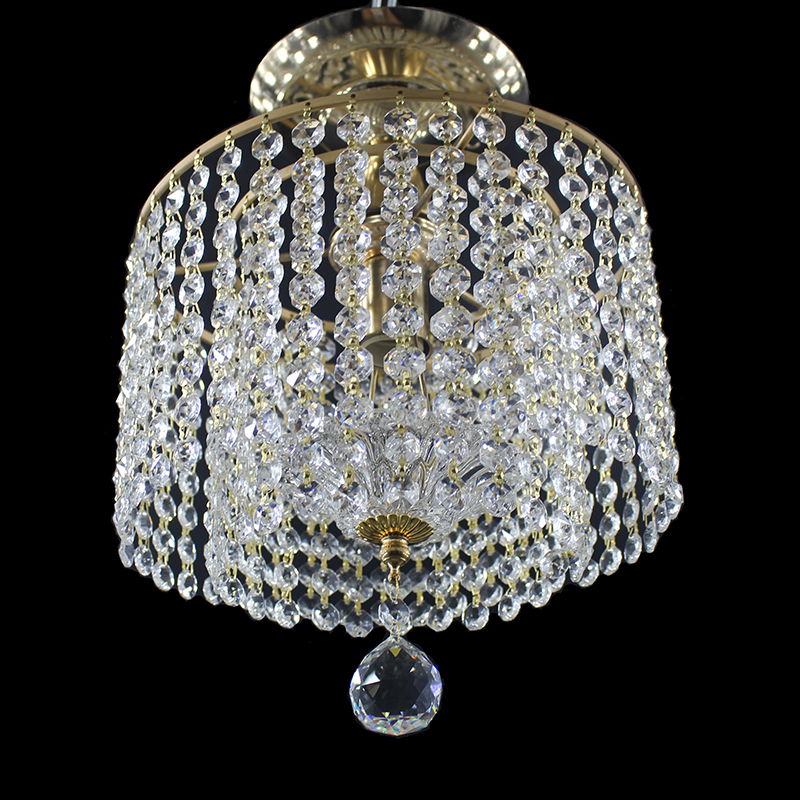 Modern loft American vintage metal glass crystal Ceiling Light E27 Plafonnier LED Lamp Fixture Luminaire For Living Room bedroom noosion modern led ceiling lamp for bedroom room black and white color with crystal plafon techo iluminacion lustre de plafond
