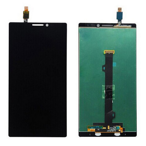 Black Touch Screen Digitizer + LCD Display Assembly Replacement FOR Lenovo Vibe Z2 Pro K920 Free Shipping lcd display touch screen panel digitizer accessories for lenovo vibe k5 plus 5 0inch smartphone free shipping track number