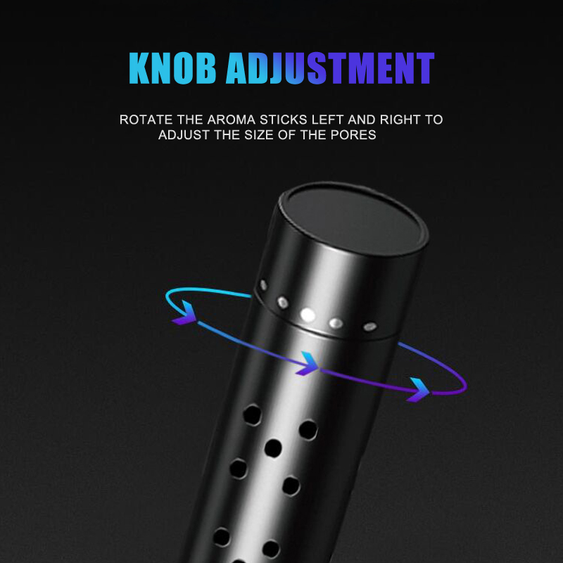 Image 4 - IKSNAIL New Car Air Freshener Auto Outlet Perfume Diffuser Car Air Conditioning Clip Solid Perfume Auto Interior Accessories-in Air Freshener from Automobiles & Motorcycles