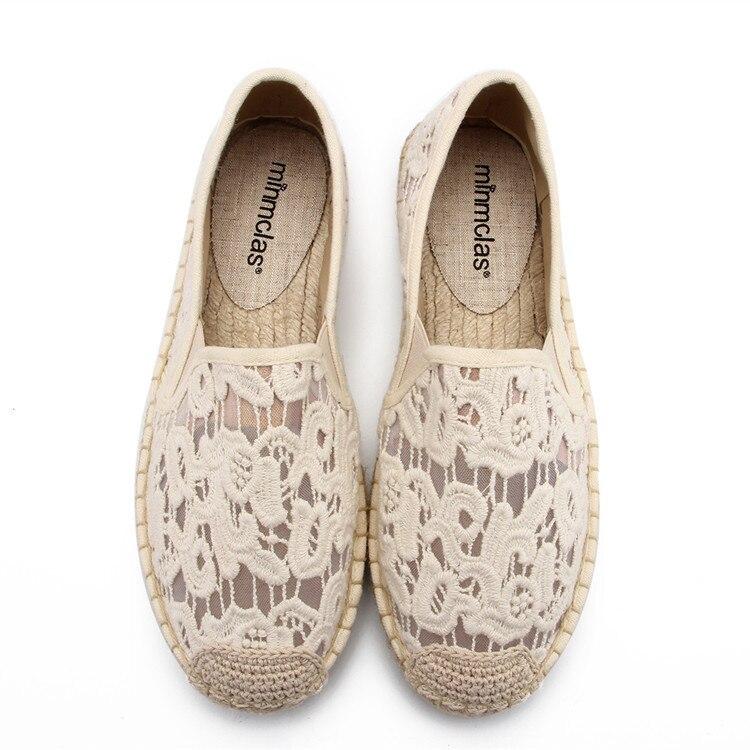 Transpirable Las Zapatillas Alpargatas Cómodo Cáñamo Slip Dibujos Lino Para Mujer Lona Animados Nuevo 2019 Photo as Casuales Zapatos Niñas Photo De on As OFw7Tax