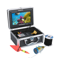 GAMWATER 7 TFT HD Wifi Wireless 20M 30M 50M 1000tvl Underwater Fishing Video Camera Kit For