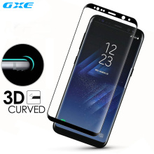Note 8 3D Curved Full Coverage Tempered Glass For Samsung Galaxy S8 Plus S8+ S7 Edge S6 Plus Screen Protector Toughed Pet Film цена