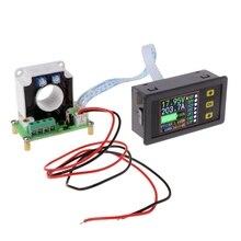 デジタル DC マルチメータ 0 90 ボルト 0 100A 電圧計電流計電源容量時間計モニター、充放電バッテリーテスター