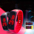 Free Shipping Digital Watches Men Women Bracelet LED Watches sport watch clock kids electronic wristwatch relogio masculino 050