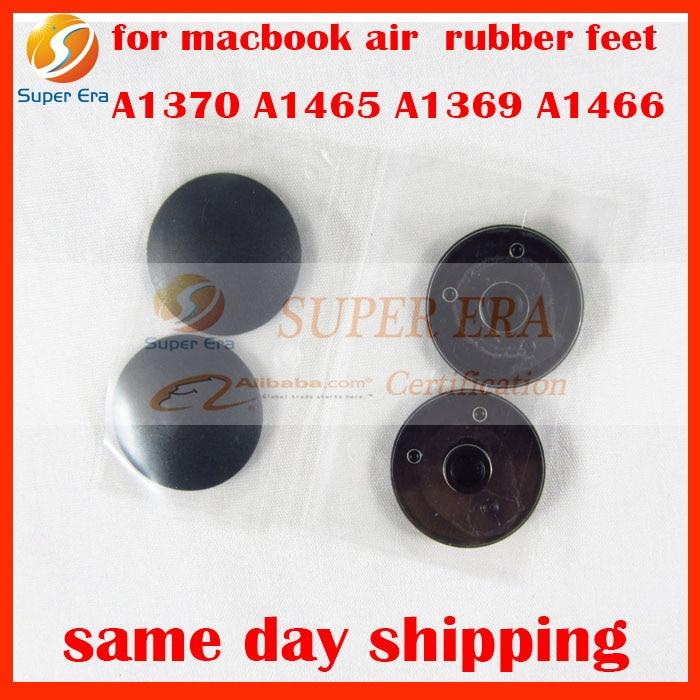 "4Pcs Bottom Rubber Feet Foot Pad For Macbook Air 11/"" 13/"" A1370 A1465 A1369 A1466"