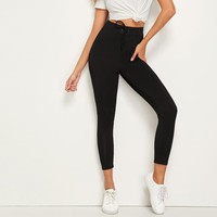 https://ae01.alicdn.com/kf/HTB1lN7xeRKw3KVjSZTEq6AuRpXaI/2019-Spring-Summer-New-Women-Fashion-Solid-Color-Drawstring-Elastic-Soft-Leisure-Comfortable-Puls-size-Sport.jpg_200x200.jpg
