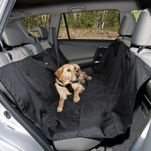 Hoge Kwaliteit Huisdieren Veiligheid Waterdichte Auto Seat Cover Hond Automatten Hangmat Protector Achter Back hond Auto Seat Cover(China)
