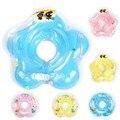 Frete grátis natação acessórios do bebê nadar anel pescoço do bebê anel tubo de segurança infantil pescoço float círculo para banho inflável