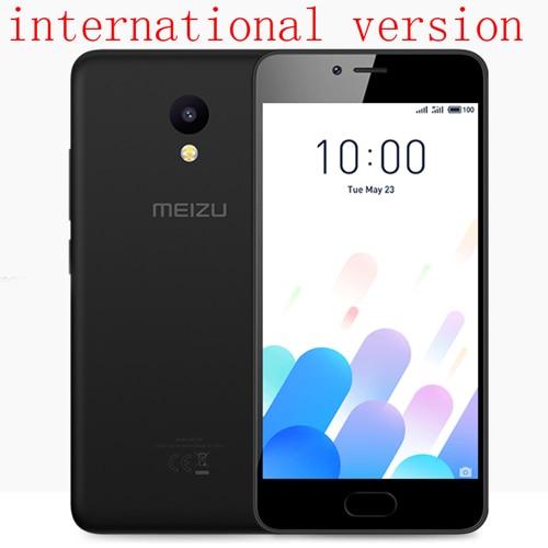 ORI G инал Meizu M5C M5 c глобальной версии 2 г 16 г MTK6737 Quad Core 64Bit Pro C эссор 5.0 inch HD IPS Dual SIM телефон