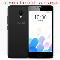 Original MEIZU M5C M5 C Global version 2G 16G MTK6737 Quad Core 64Bit Processor 5.0 inch HD IPS Dual sim phone