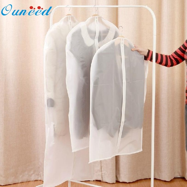 Garment Suit Dress Jacket Clothes Coat Dustproof Cover Protector Travel Bag Wonderful2.10