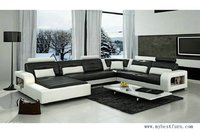 Free Shipping Modern Design, elegant couch luxury style sofa set with bookshelf, fashion and functional couch S8708