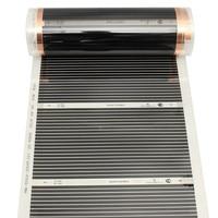 Floor Heating Film (No accessories) 50cm*4m/50cm*6m Far Infrared Heating film Tool Warming Film Mat Electric Floor Heating Films