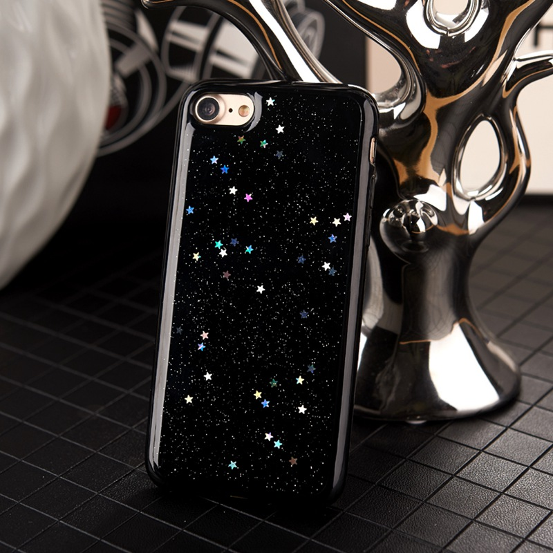 For iphone 11 XS MAX XR X iphone 7 8 plus Case XSmax Clear Star Cover Coque Case for iphone 6 s 6s plus iphone 8 plus 10 Case XR