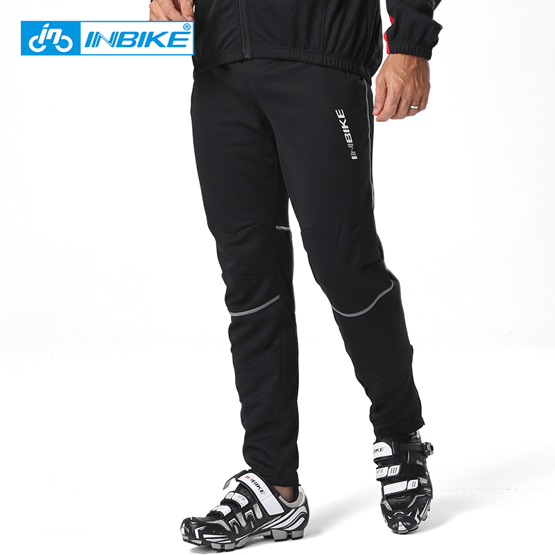 INBIKE autumn and winter cycling trousers thermal waterproof mtb mountain bike long sports pants men cycling clothing oversize autumn winter men s tapered jeans trousers denim harem pant plus size 40 42 44 46 48