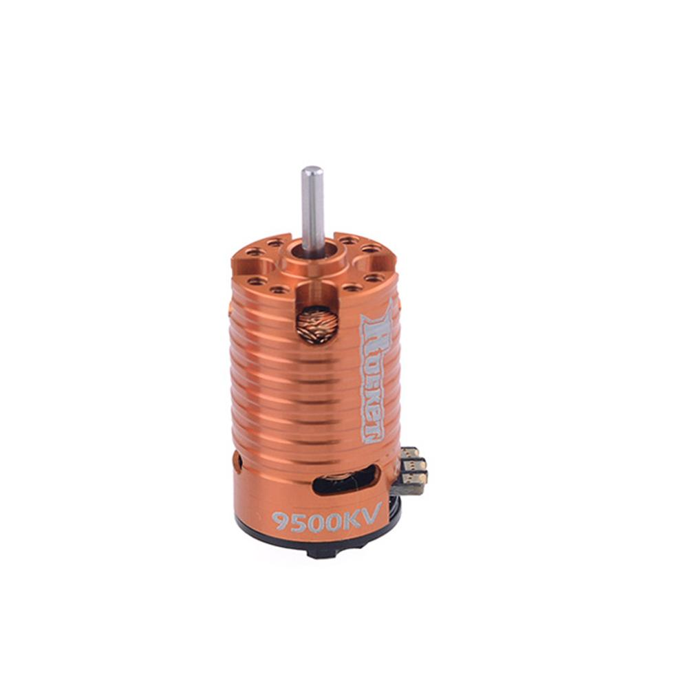 Rocket  series 1410 9500KV Sensorless Brushless Motor for RC 1/24,1/28 Model car MINI-Z brushless Mini cars Racing Parts.
