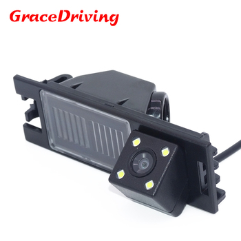 цена на Factory Promotion HD CCD Car Rear View Camera Reverse backup Camera for Hyundai IX35 with wide viewing angle+Free shipping