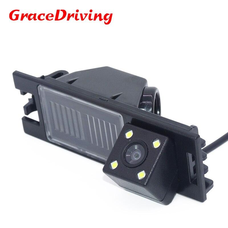 Promoção da fábrica hd ccd câmera de visão traseira do carro reverso câmera de backup para hyundai ix35 com amplo ângulo visão + frete grátis