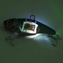 LED Fish Lure Bait Light Deepwater Fishing Flashing Lamp Tackle Hooks Outdoor Hot Sale