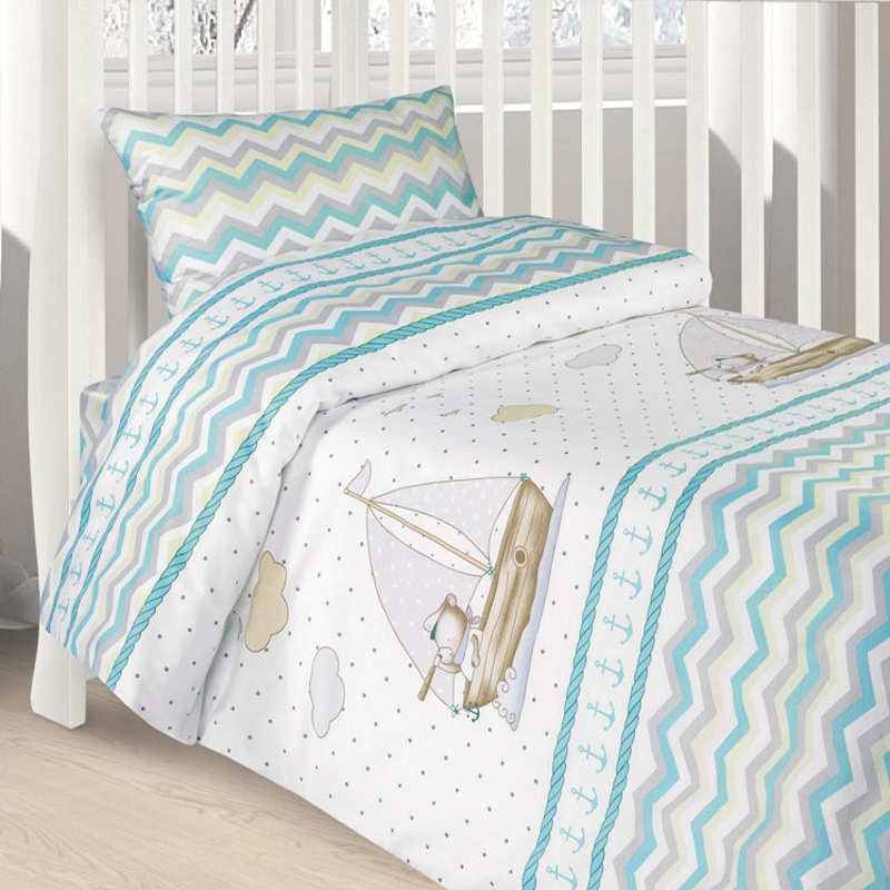 Baby bedding Ship, 100% Cotton. Beautiful, Bedding Set from Russia, excellent quality. Produced by the company Ecotex promotion 6pcs cartoon bedding set for crib baby cot bed wholesale and retail cot sets 3bumper matress pillow duvet