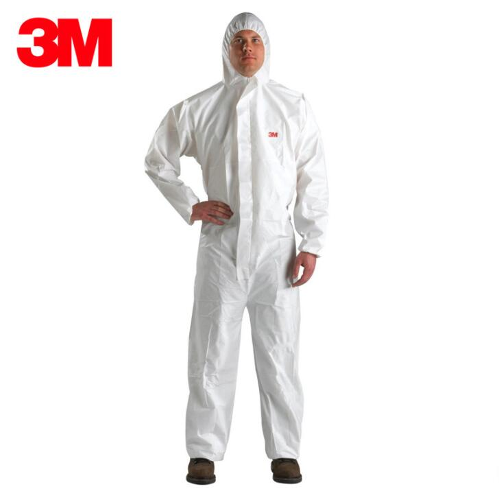 3m4510 disposable anti-dust and dustproof overalls Non-woven fabrics Lightweight chemical protective suits non woven fabrics hanging type 18 cd dvd card holder beige