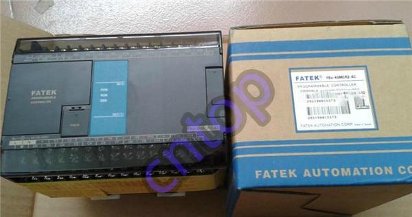 FBs-40MCR2-AC Fatek PLC AC220V 24 DI 16 DO relay Main Unit New in box fbs 16xyr fatek plc 24vdc 8 di 8 do relay module new in box