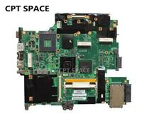 YTAI 63Y1429 GM45 DDR3 T500 Lenovo IBM ThinkPad T500 anakart Laptop Anakart 63Y1429 GM45 DDR3 Anakart tam ested