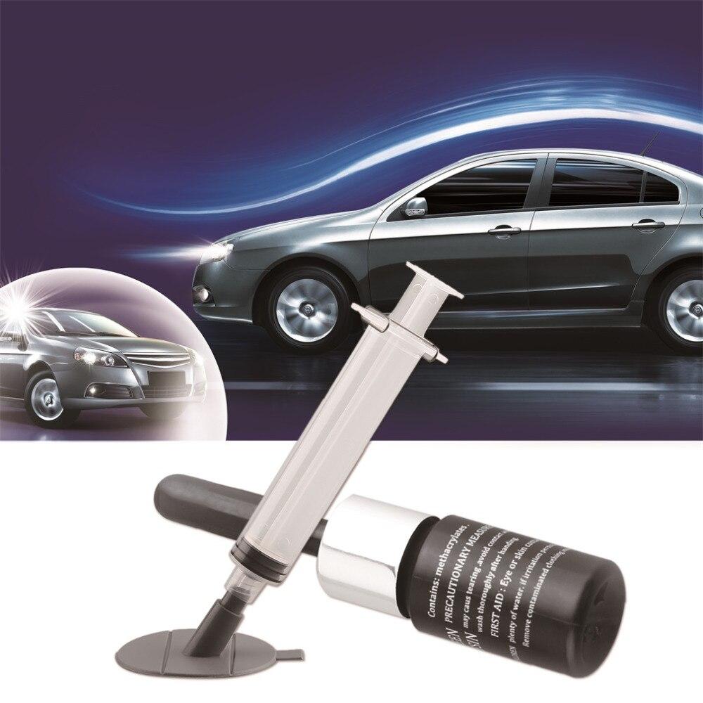 Hot Car Windscreen Glass Repair Tools Auto Windshield Window Polishing Kit Chip Crack Star Bullseye DIY Set Car Accessories