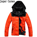 Free shipping 2017 New Stylish Hooded Winter Jacket Coat Men Brand Parka Men Clothing Warm Men Jacket Coats 210hfx