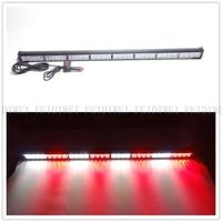 09020 DC 12V 1set 36 Car Truck Led Bar light Bumper Roof Grille AUX Strobe daylight bar Fireman Emergency warning hazard