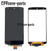 4.95 inch For LG Google Nexus 5 D820 D821 lcd Display with touch screen digitizer assembly black Free Shipping;100% warranty