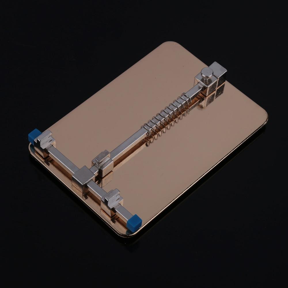 Universal Metal PCB Board Holder <font><b>Jig</b></font> Fixture Work Station for iPhone Samsung Mobile <font><b>Phone</b></font> PDA MP3 Repair Tool