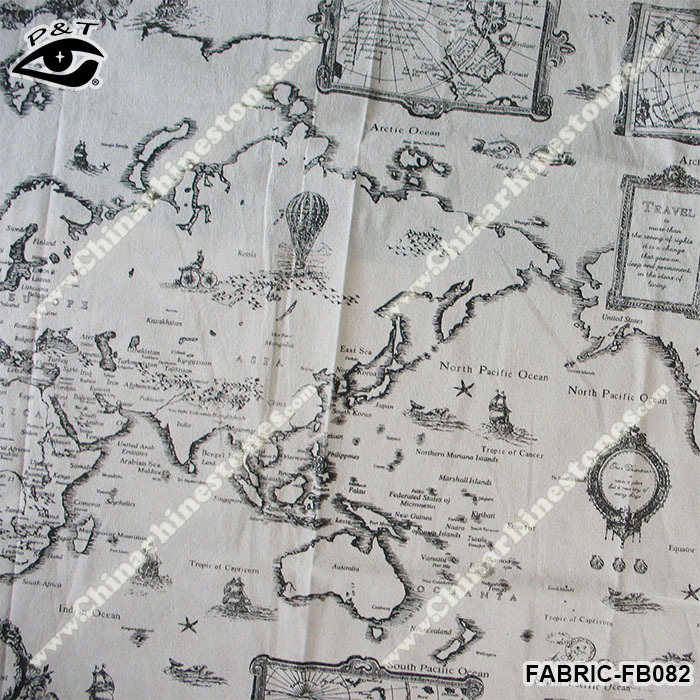 Aliexpress buy new world map fabric map pattern linen fabric aliexpress buy new world map fabric map pattern linen fabric for tablecloth sofa decorations from reliable fabric tote bag pattern suppliers on shelly gumiabroncs Choice Image