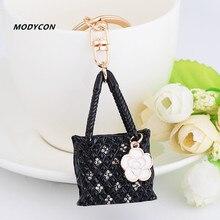 Creative Handbag Key Chains Fashion Keychain