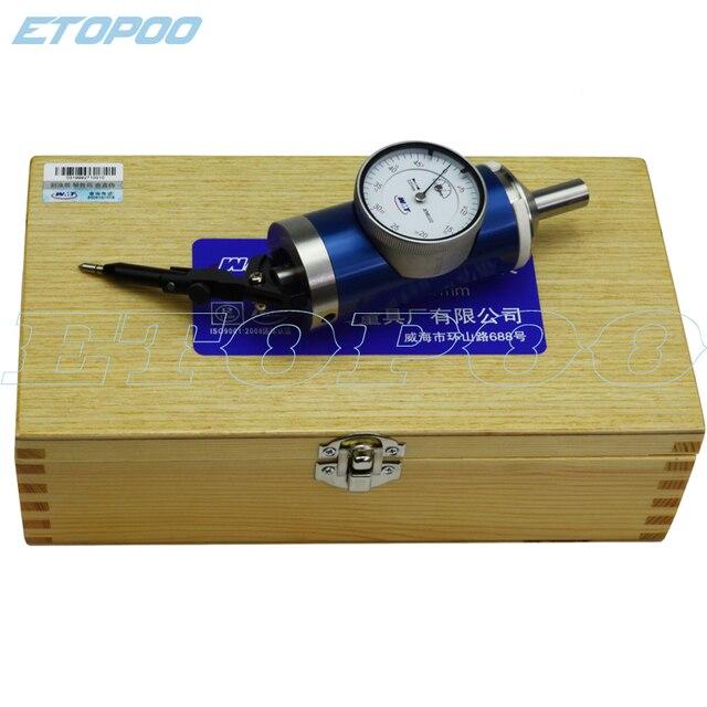 1 комплект центрирующий индикатор коаксиальный центрирующий циферблат индикатор центроискатель фрезерный инструмент 0,01 мм точность